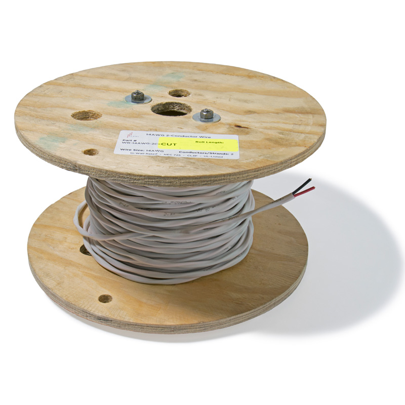 2 Conductor Low Voltage Wire Roll Product