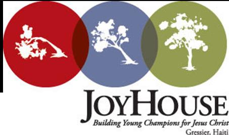 JoyHouse Haiti