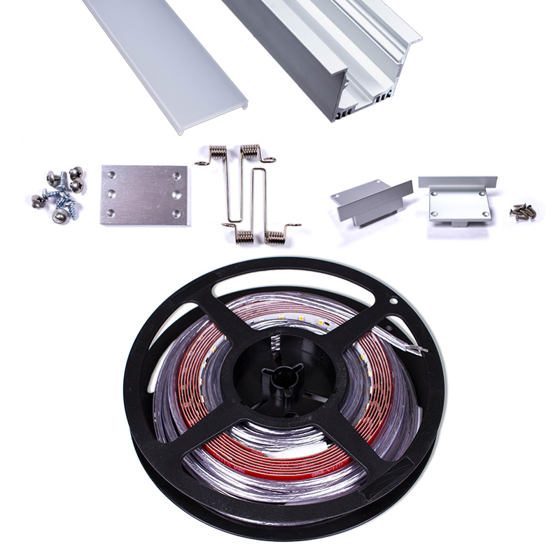 Quantum 2 RECESSED 1913 Fixture Kit