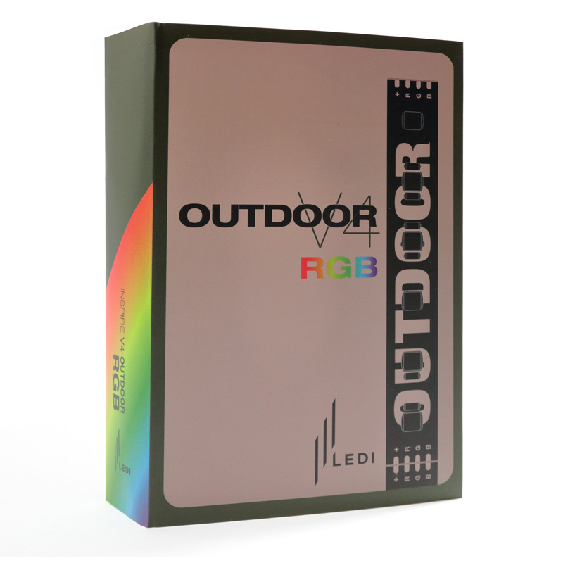 Inspire V4 Outdoor RGB Packaging
