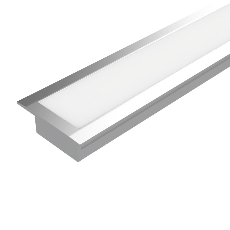 Inspire Recessed Channel